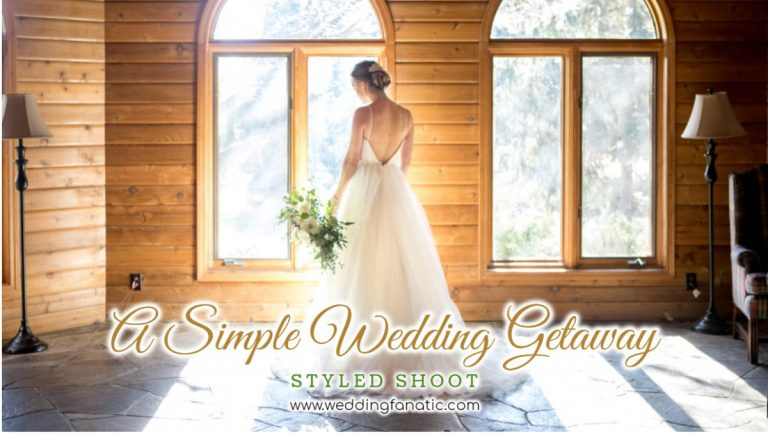 A Simple Wedding Getaway