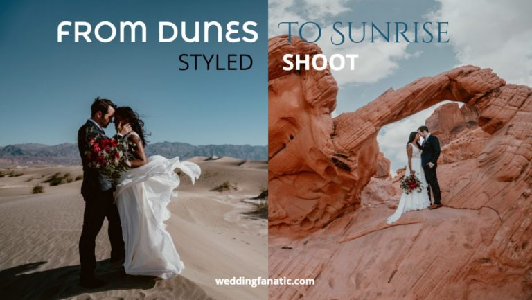 From Dunes to Sunrise Styled Shoot