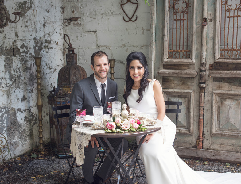 Tuscan Inspired Styled Shoot
