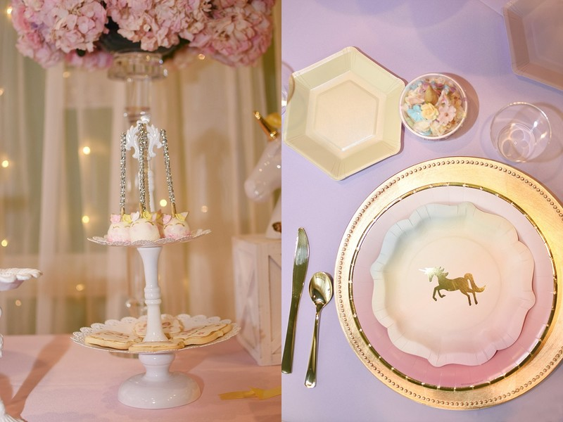 Unicorn Princess Styled Shoot