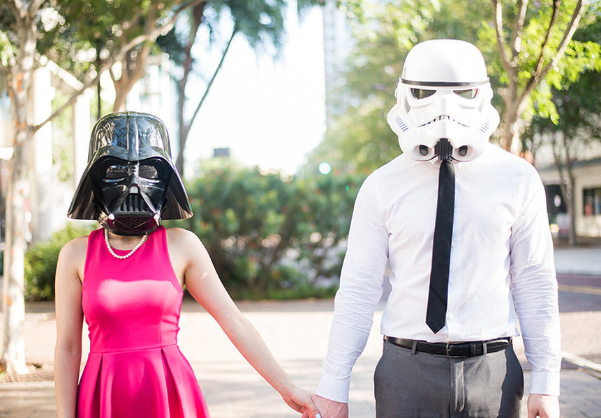 Star Wars La la land Tampa Theatre Engagement