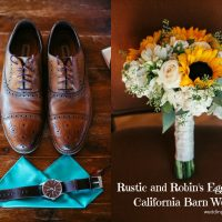 Rustic and Robin's Egg Blue
