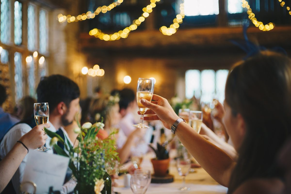 Wedding Fans: Who They Are and What They Want While Attending a Wedding