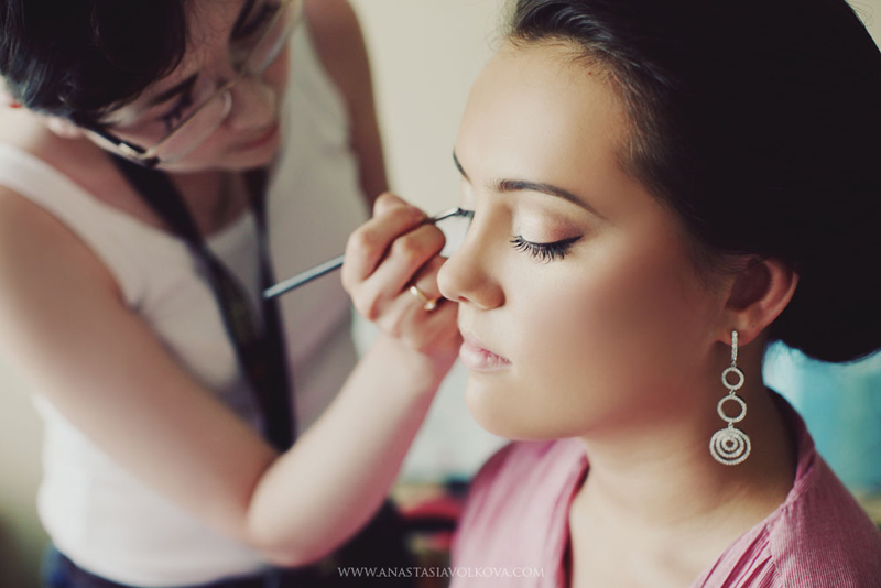 Outdoor Wedding Makeup Tips
