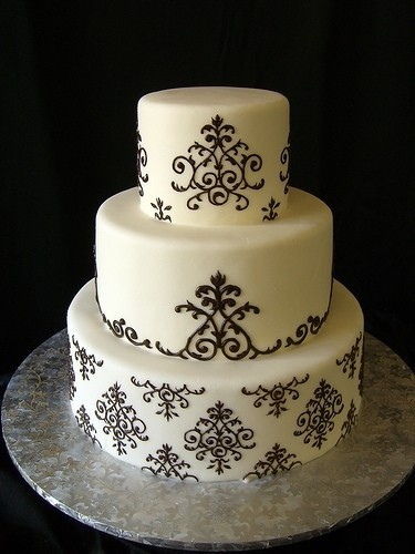 Choosing the Perfect Wedding Cake Look