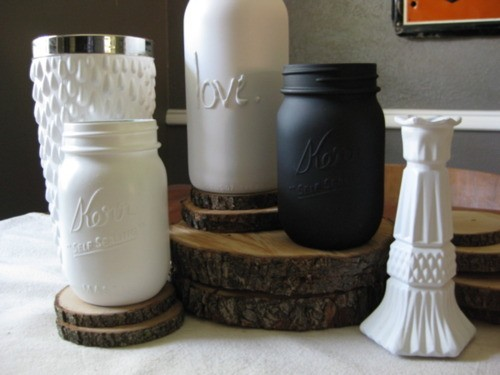 Creative ways to use vases for centerpieces wedding