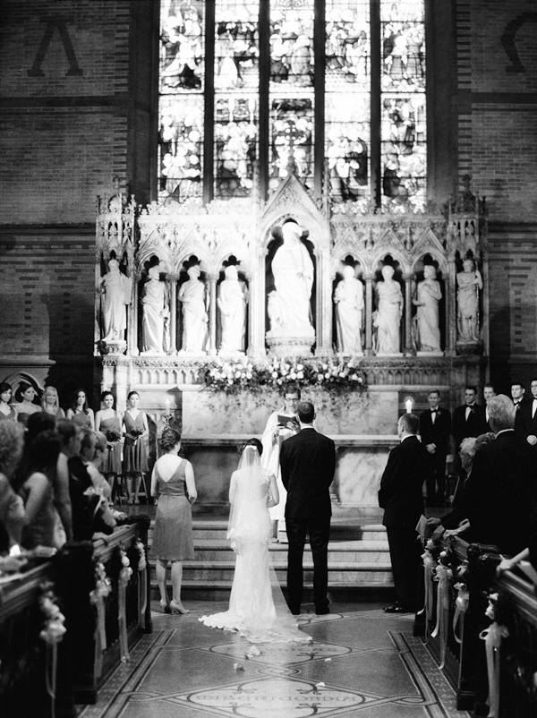 5 Beautiful Church Weddings