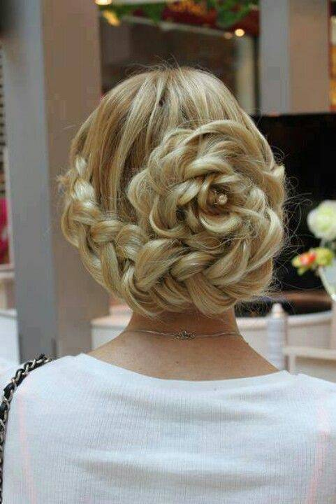 2014 Wedding Hair Ideas: Braids are All the Rage