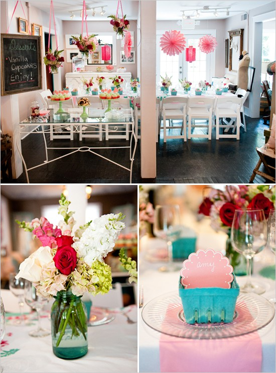 Wedding Shower Decor Tips for the Busy Hostess
