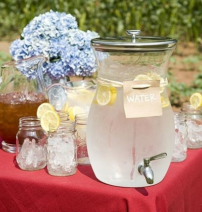 4 Fun Wedding Shower Menu Ideas