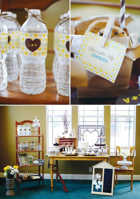 3 Tips for Building a Wedding Shower from the Bottom Up