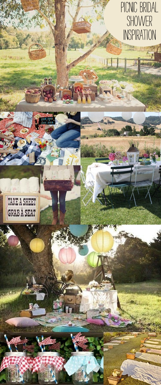 Wedding Shower Alternative Locations