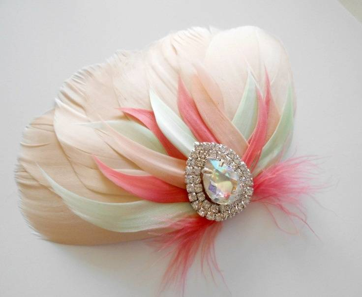 Stunning Wedding Hairpieces