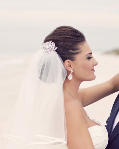 Versatile Wedding Hair Accessory Ideas that Work for Every Bride