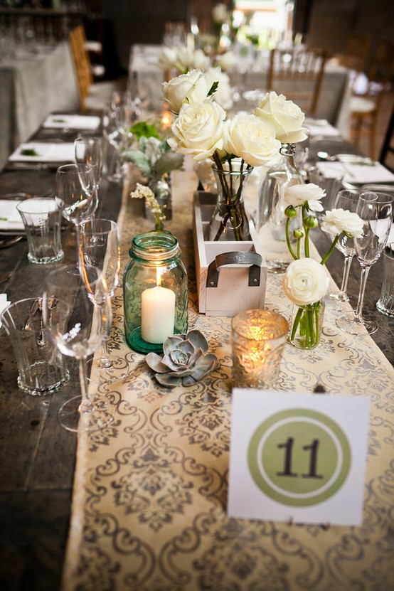 Three Tips for Making Your Wedding Reception Decor Pop