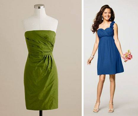 Tips for Picking Out Bridesmaid Dresses for Your Wedding