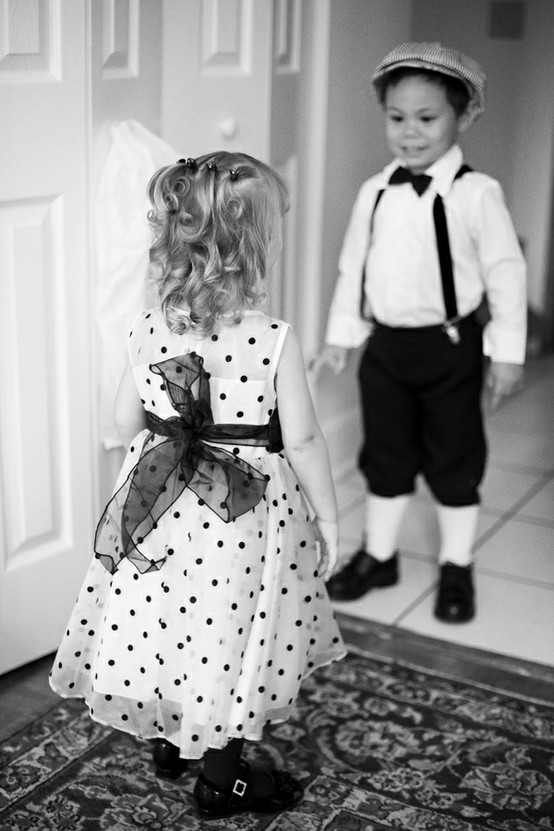 Wedding Tips and Tricks: Involving Children in Your Wedding