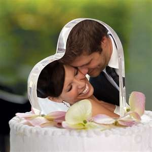 Wedding Cake Topper Alternatives