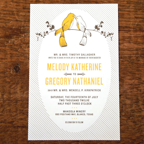 3 Gorgeous, Unique Wedding Invitation Ideas