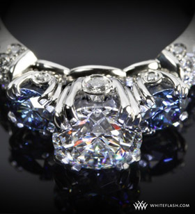 Sponsored Post: Buy Your Verragio Engagement Ring from a Certified Dealer