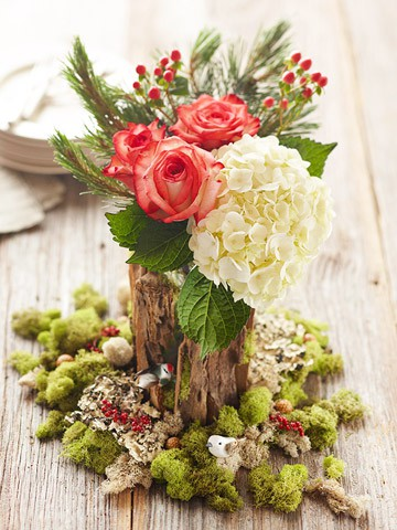 Spice Up Your Wedding Floral Arrangements