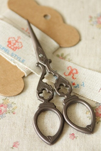 Antique Craft Scissors