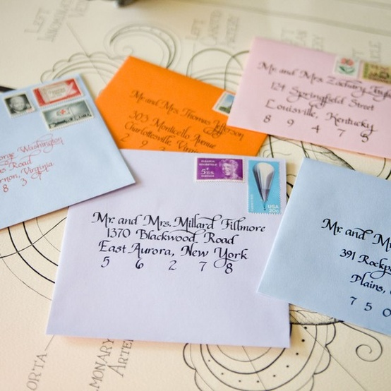 5 Wedding Invitation Tips You May Not Know