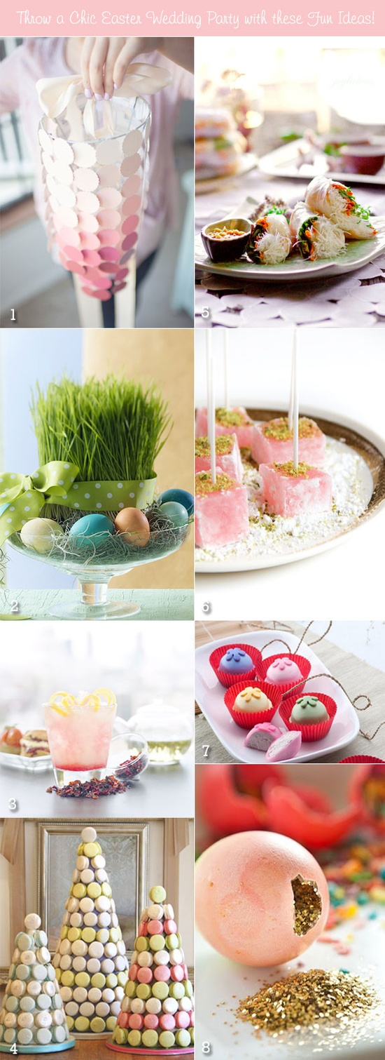 Planning an Easter Wedding? Check Out These Fun Tips