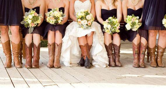 5 Fun Western Wedding Ideas