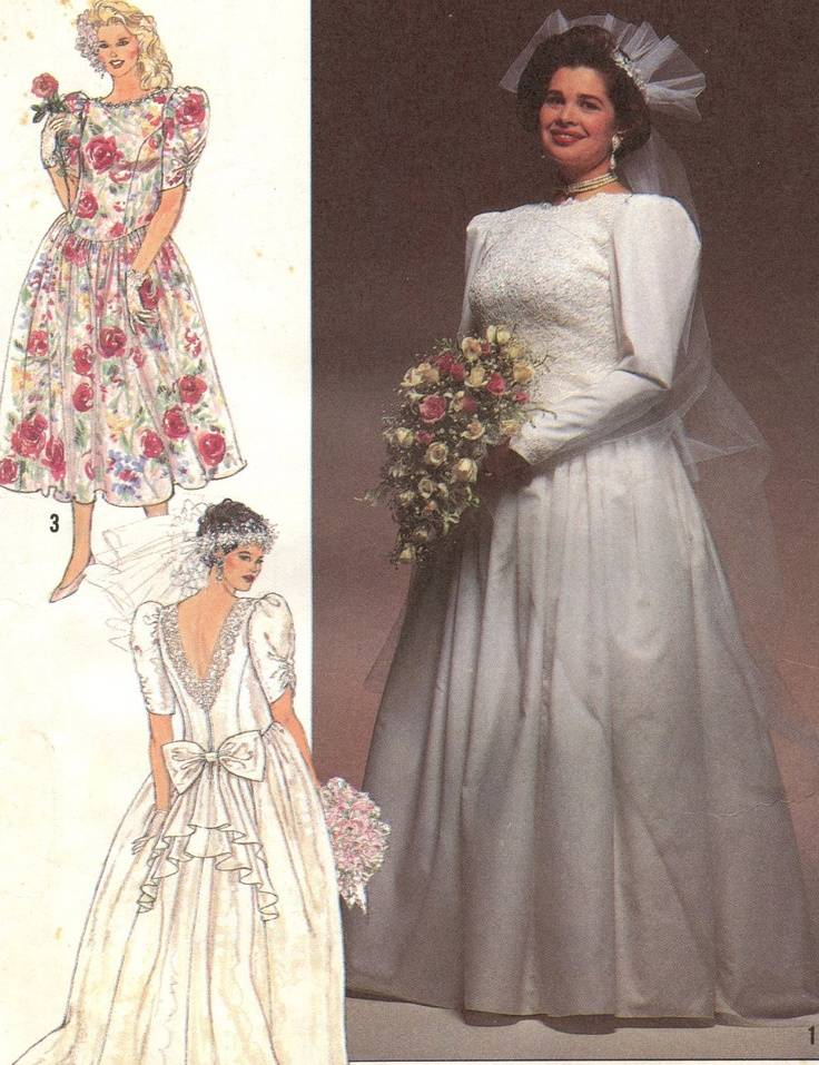 The Evolution of the Wedding Dress Part 2