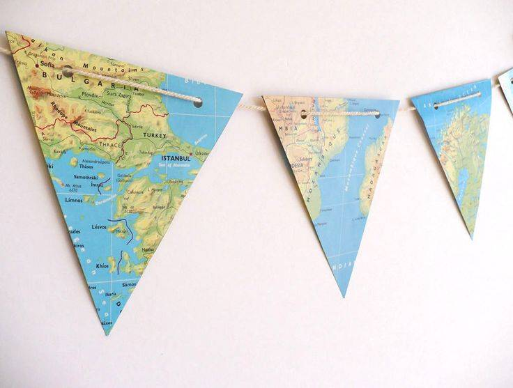 4 Fun and Creative Ways to Use Maps in Your Wedding