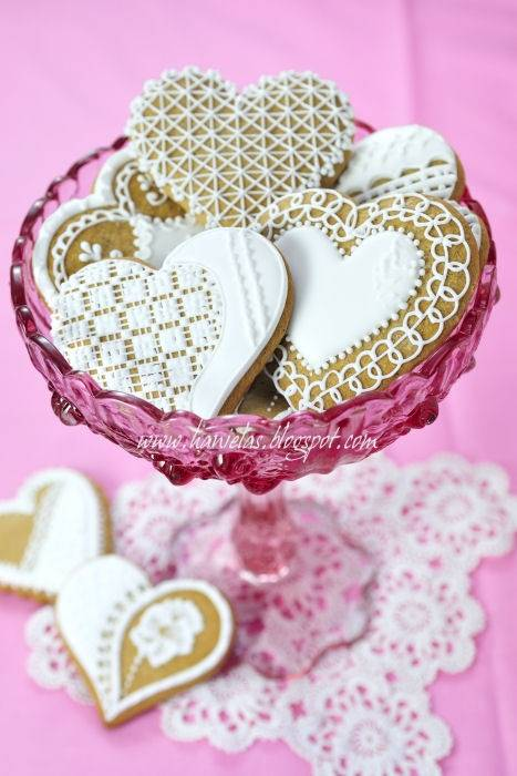 5 Amazing Wedding Cookies