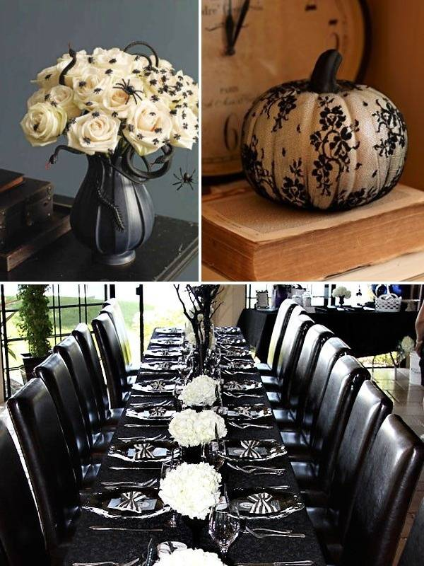 Halloween wedding ideas scare up some spooky wedding fun halloween wedding ideas scare up some spooky wedding fun junglespirit Image collections