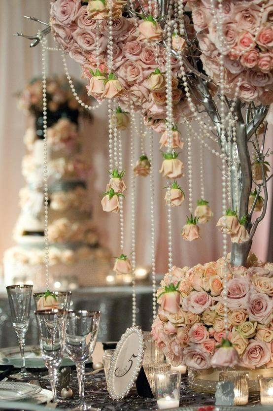 A Pearl Inspired Wedding